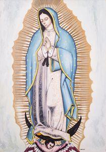 Virgen de Guadalupe (Catholic Virgin