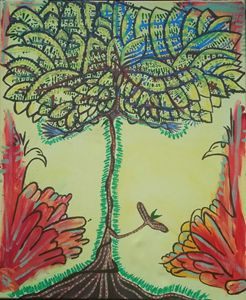Mother tree of creation