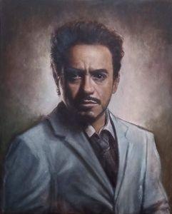 Retrato de Robert Downey, Jr.