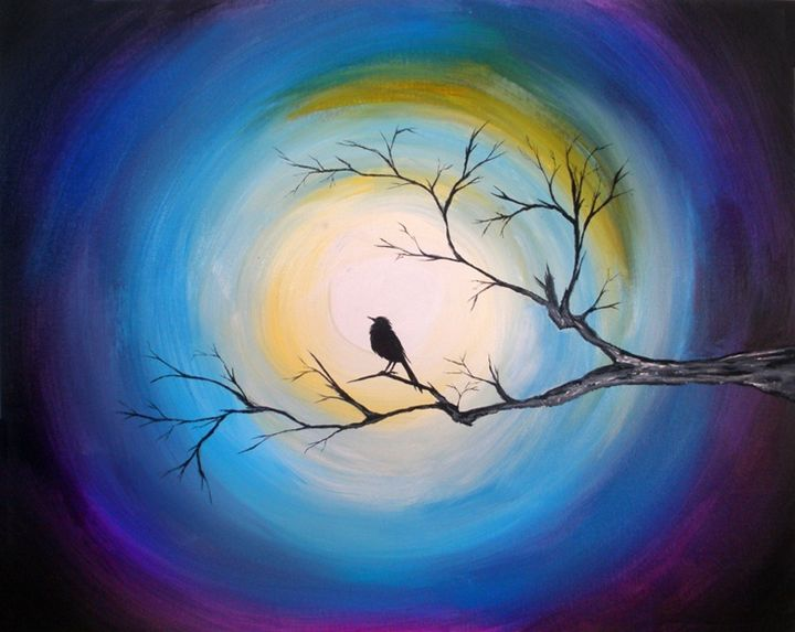 Silhouette - Kelly Wood