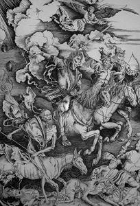 Four Horesmen of the Apocaplypse