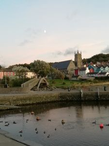 Aberaeron Harbour - Wales