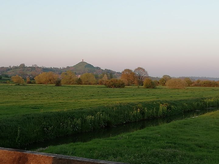 Glastonbury Tor 2019 - Bex Art