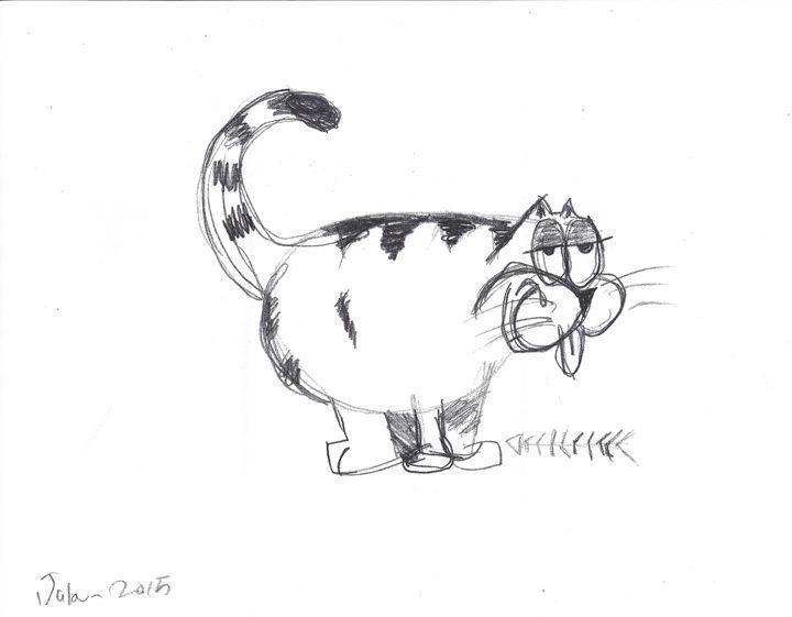 Garfield - Julia Taylor
