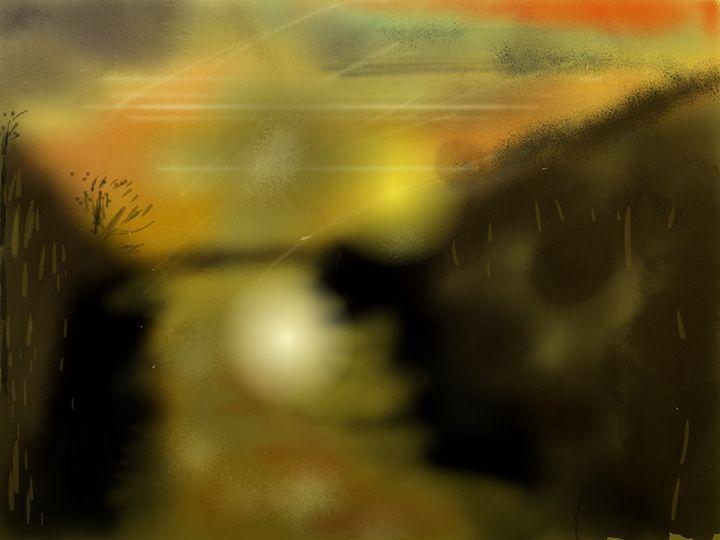 The Golden Sunset - Gigilinglovers