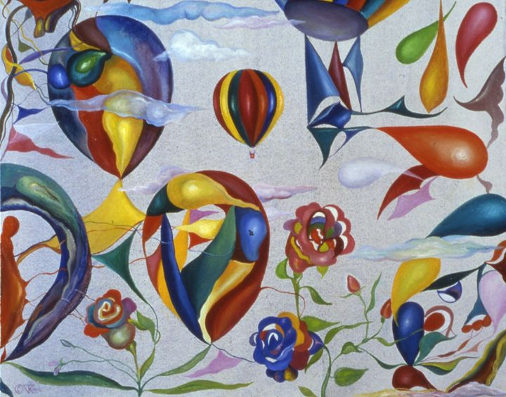 Airing walk - Tatiyana Kraevskaya