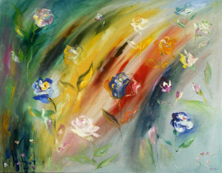 Roses Rain - Tatiyana K. Fuhrman