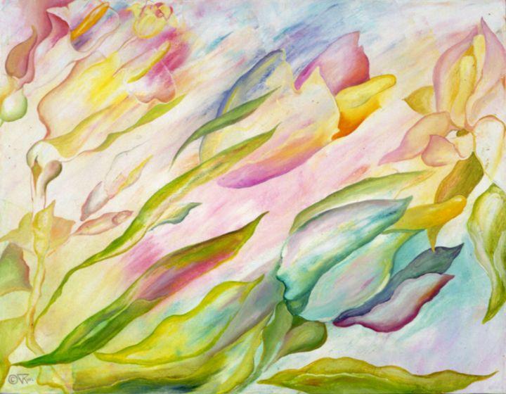 Tulips - Tatiyana Kraevskaya