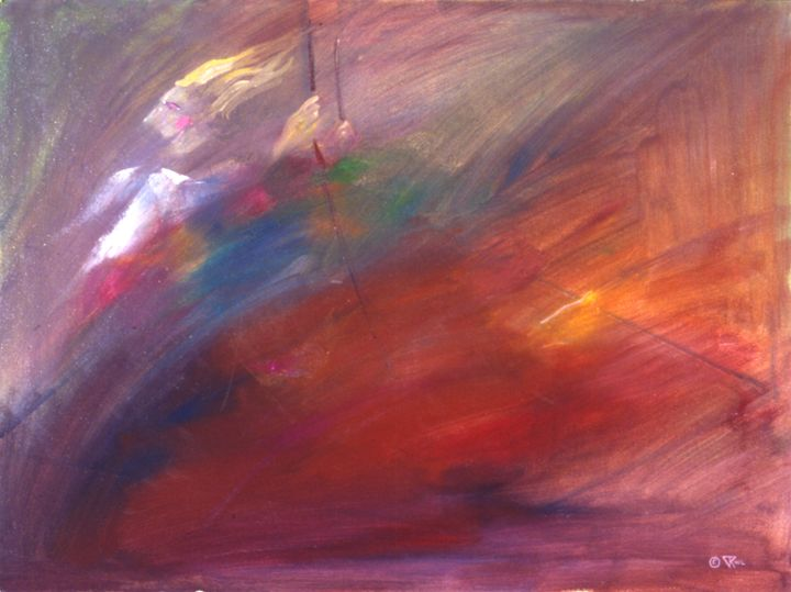Swing Angel - Tatiyana K. Fuhrman