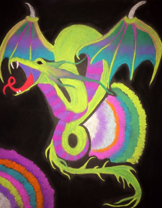 Dragon Pastel - GStack