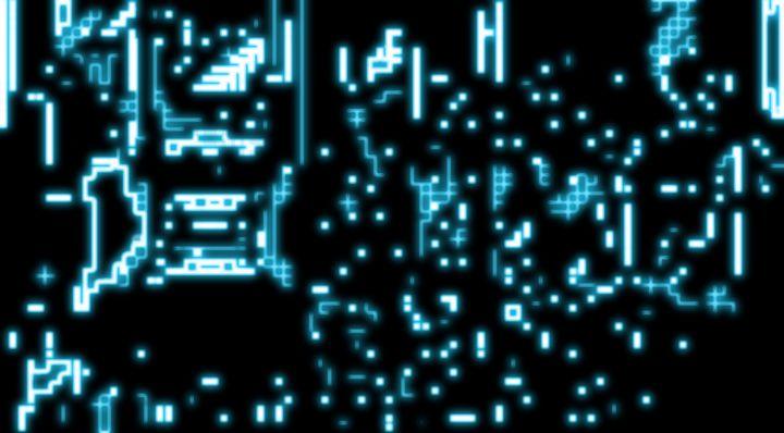 Neon circuits - findingNull