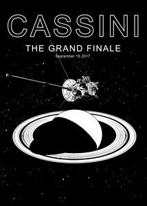 Cassini–Huygens, The Grand Finale