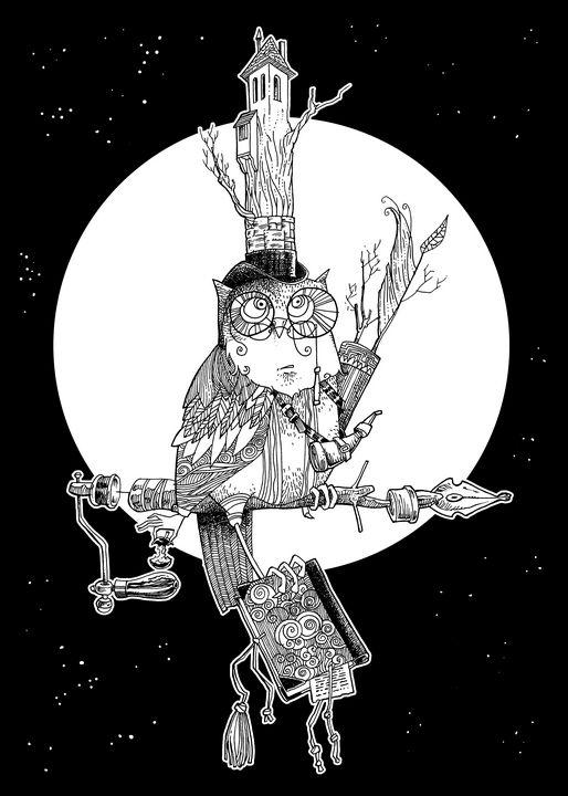 The Wise Storyteller - Tfantasy