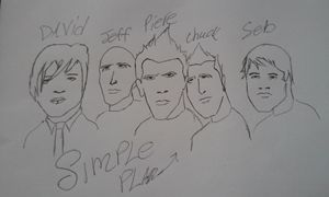 Simple Plan: sketch - Jeremy's galley