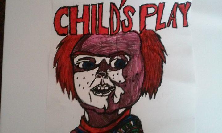 Chucky - Jeremy's galley
