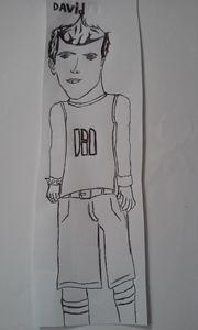 Simple plan: David - Jeremy's galley