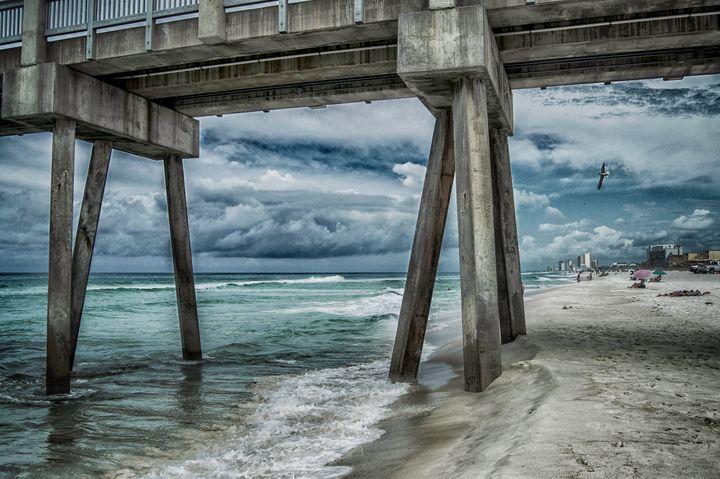 Walk Along the Seashore - Judith Lee Folde Photography & Art