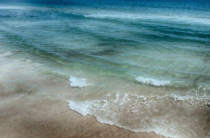 Shimmering Tide - Judith Lee Folde Photography & Art