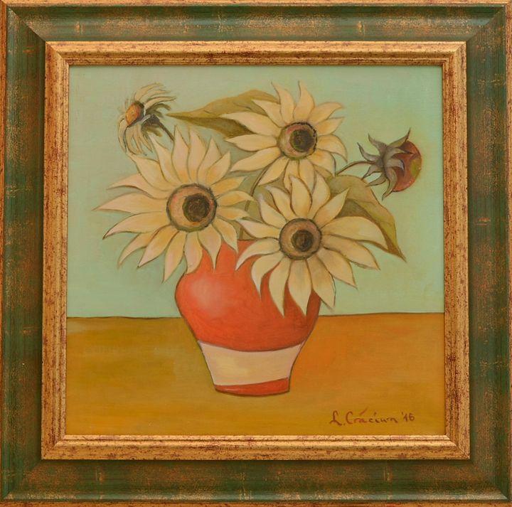 Sunflowers - Leonardo Craciun