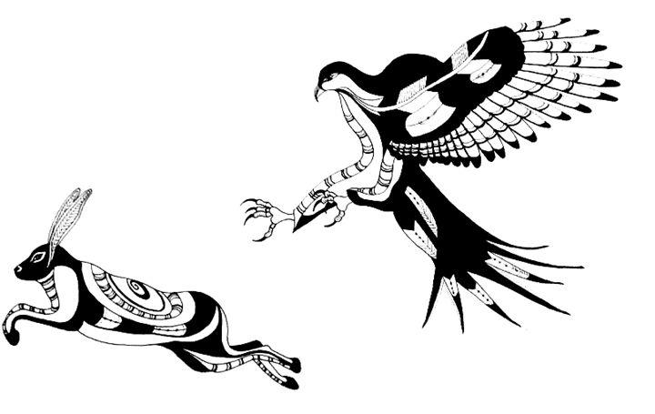 Hawk & Hare - JargenInk