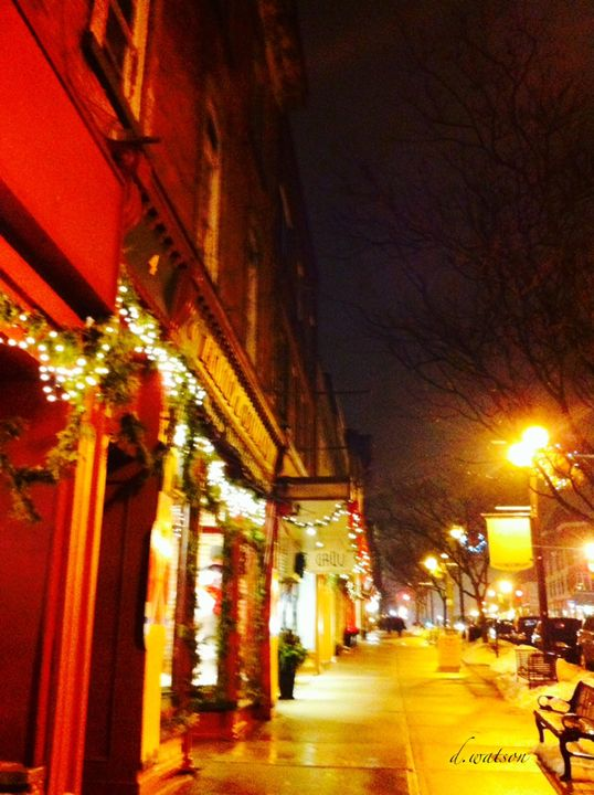 Stratford by Night - Darlene Watson