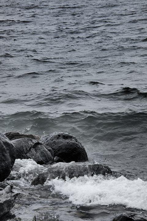 Ebony Rock in Oliphant - Darlene Watson