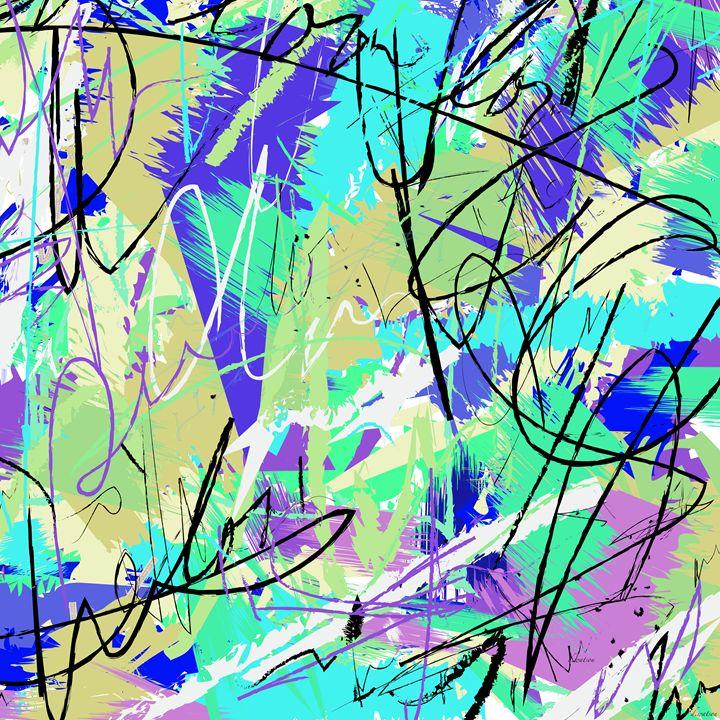 Sinuous Trails - Darlene Watson