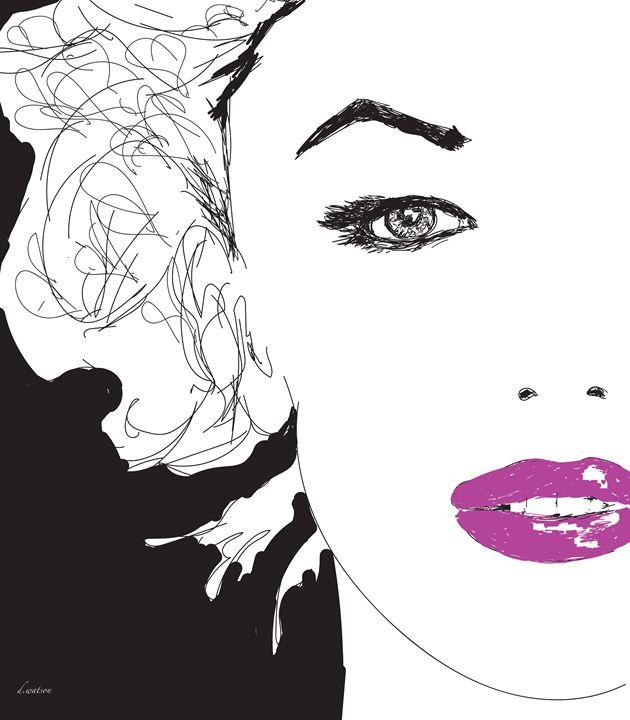 Marilyn Monroe - Darlene Watson