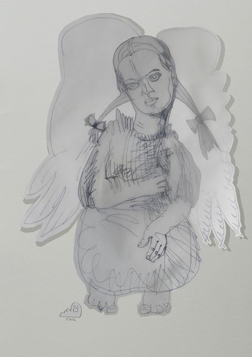 The Russian Angel - Vanyssa Design