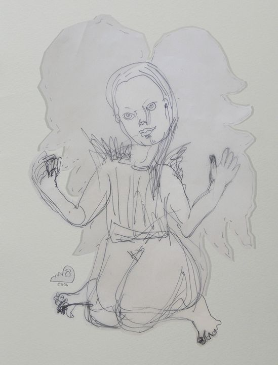The Grey Light Angel - Vanyska Design