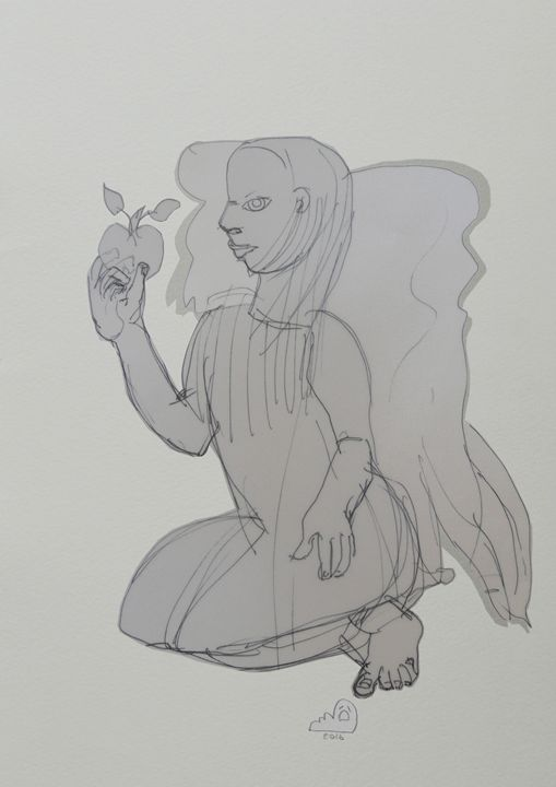 The Inducement Angel - Vanyska Design