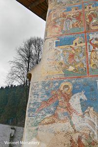 Voronet Church - Saint George