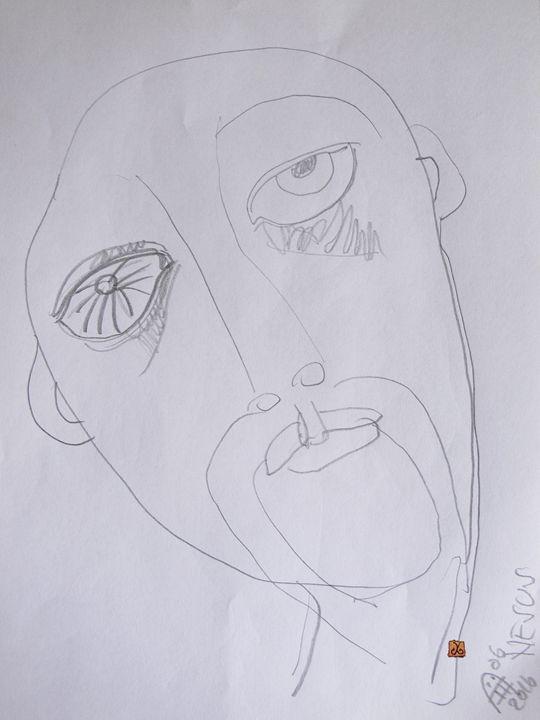 Nesus (Nor Angel Nor Daemon) Art - Vanyssa Design