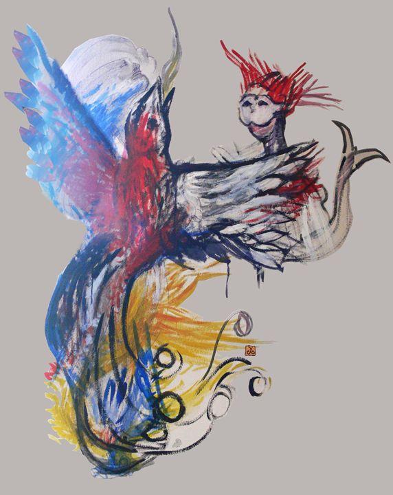 Phoenix Rising - Vanyska Design