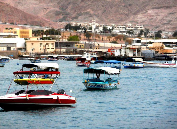 Aqaba, Jordan - Soulluring