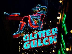 I love neon #2 Glitter Gulch Vegas
