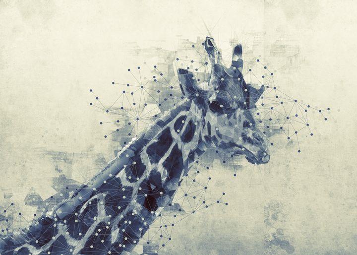 Giraffe - TynskiArt
