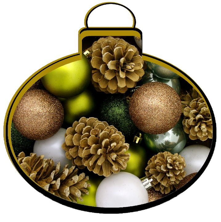 Christmas Ornaments - My Favorite Photography