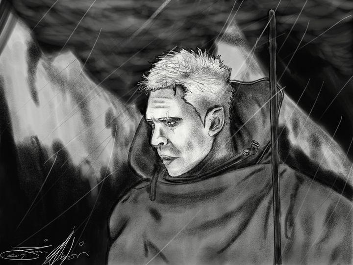 Half Elf Sorcerer Fantasy Art Drawings Illustration Fantasy Mythology Fantasy Men Women Males Artpal