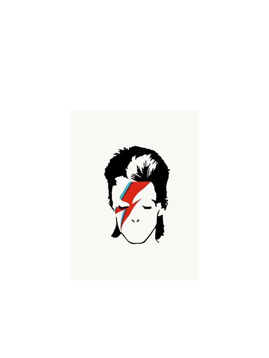 David Bowie - Layan Boulos