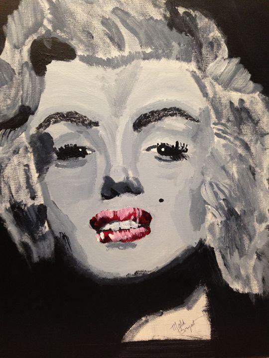 Marilyn Monroe - Malik L. Bryant