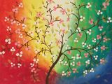Original Painting tree