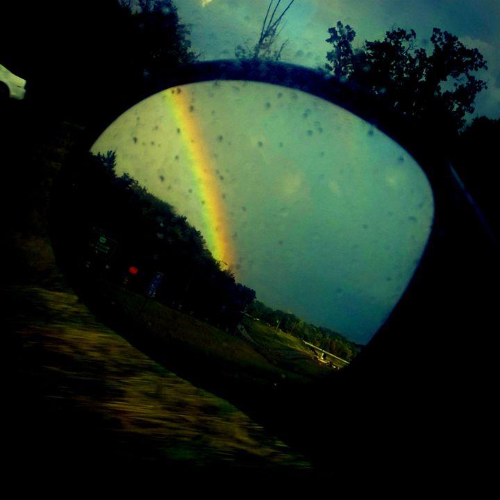 Rainbow Reflection - Gibso Arts