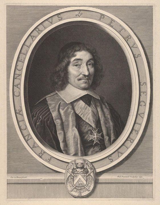 Robert Nanteuil, Charles Le Brun~Cha - Treasury Classic