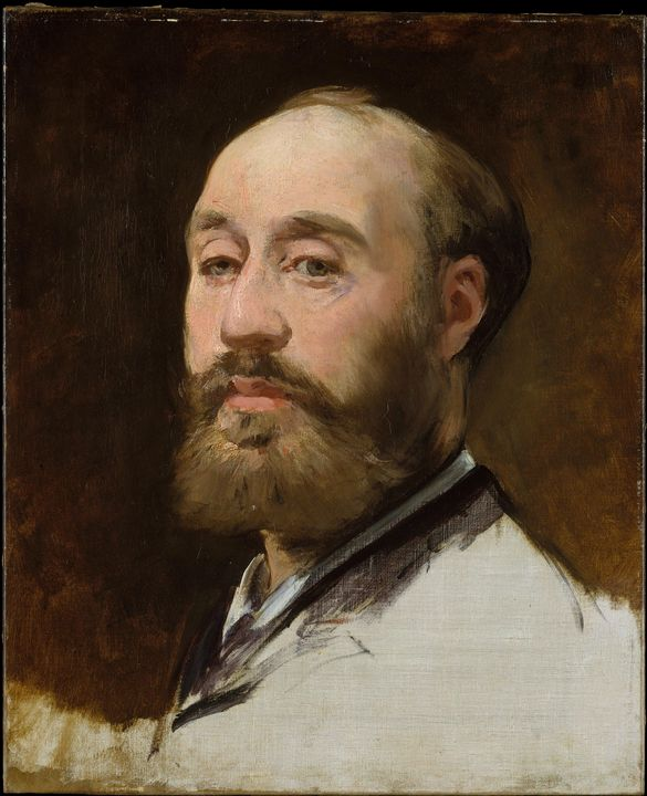 Édouard Manet~Head of Jean-Baptiste - Treasury Classic