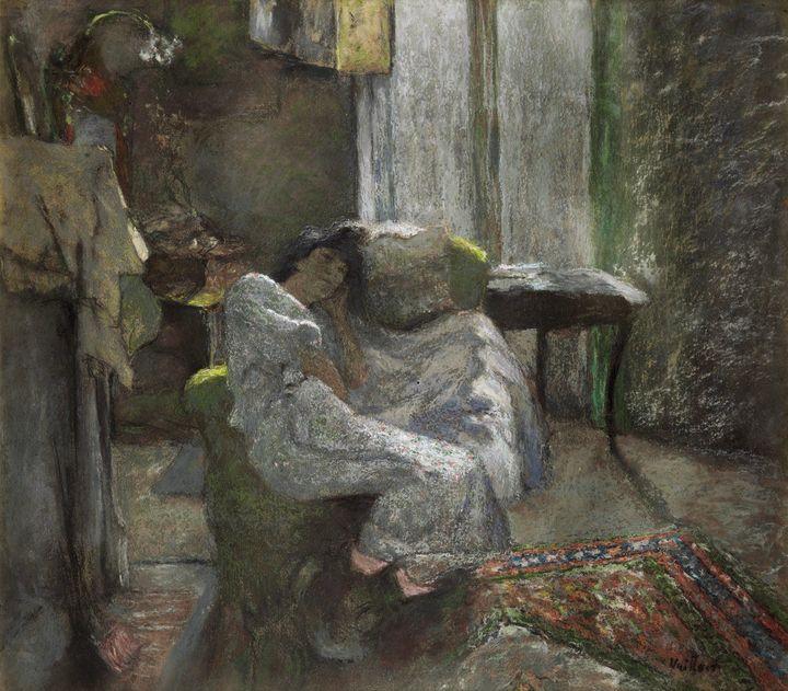 Édouard Vuillard~Ritratto della sign - Treasury Classic