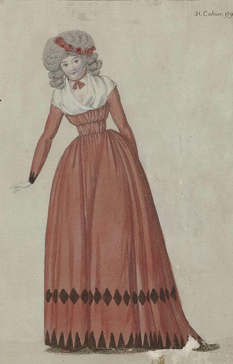 Élisabeth Vigée Le Brun~Journal de l - Treasury Classic
