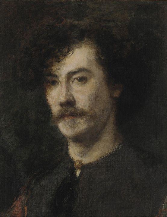 Henri Fantin-Latour~Portrait of Whis - Treasury Classic