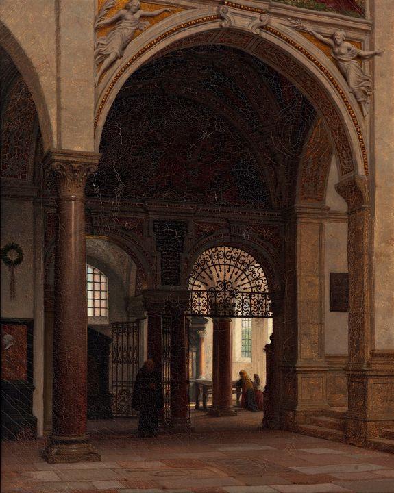 Heinrich Hansen~From the Church Sant - Treasury Classic