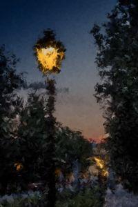 Gaslight in the Dark